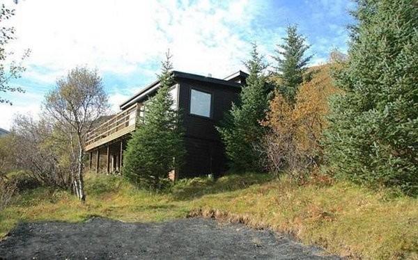 Дом Бьорк в Исландии (6 фото)