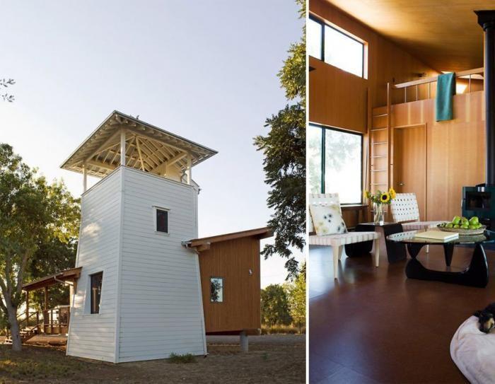5 самых маленьких домов в мире (6 фото)