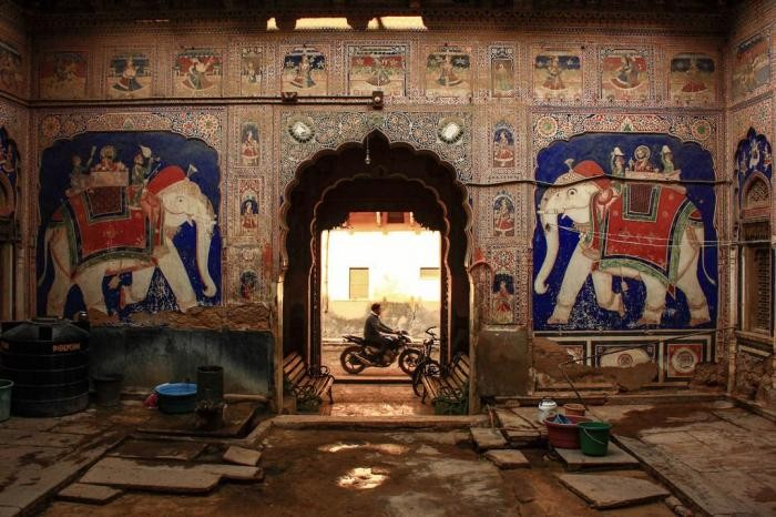 Путешествие по неизвестной Индии (15 фото)