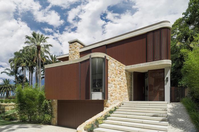 Уютный интерьер дома в пригороде Сиднея (24 фото)
