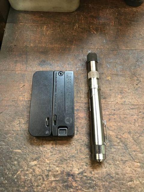Карманный пистолет для самообороны LifeCard (9 фото)