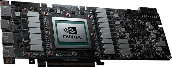 Nvidia Titan V — самая мощная и дорогая видеокарта для ПК (5 фото + видео)