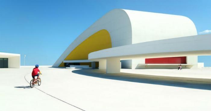 Лучшие работы конкурса архитектурной фотографии (10 фото)