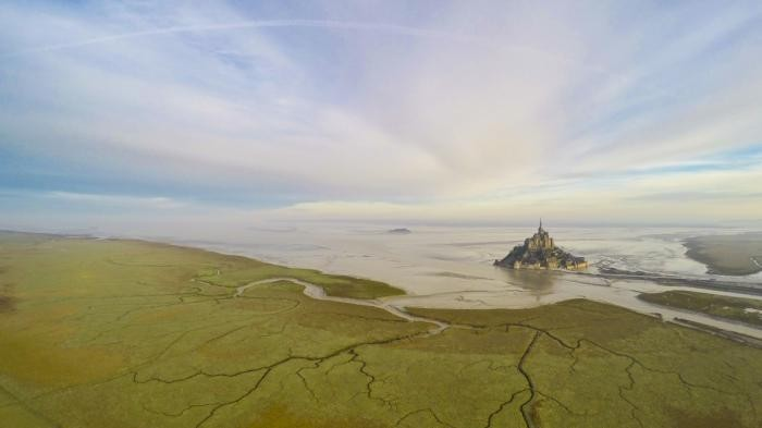 Опубликованы лучшие аэрофотографии планеты (8 фото)
