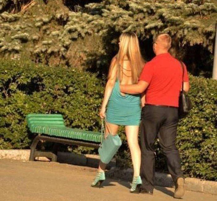 Странные и смешные фото из России (36 фото)