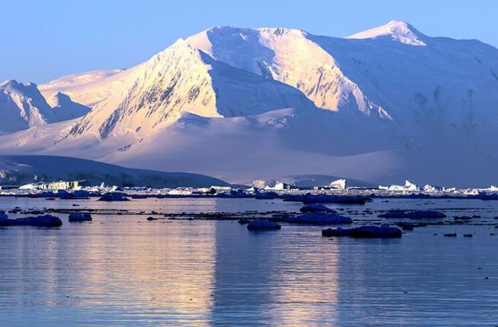 Антарктида: континент-рекордсмен (8 фото)