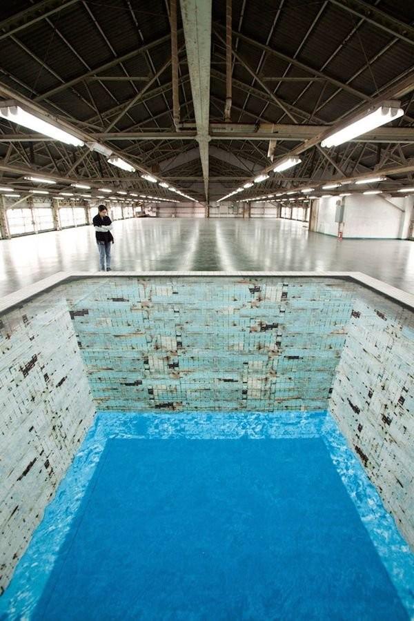 В этом бассейне не поплаваешь (5 фото)