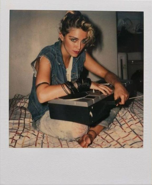 Мадонна в фотосессии 1983 года (21 фото)