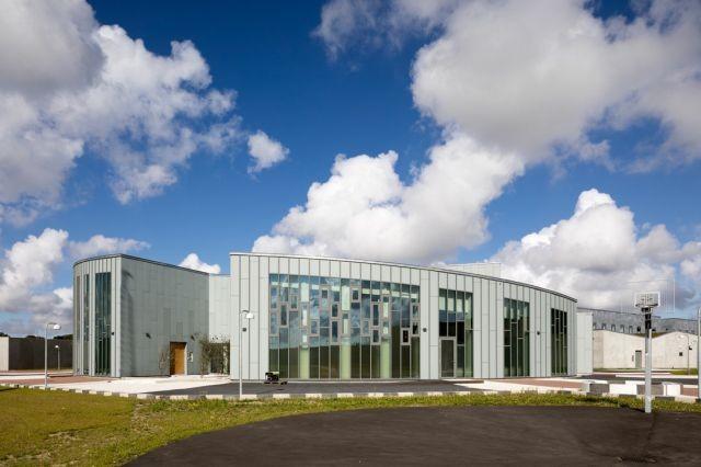 """Гуманная тюрьма с """"высокой степенью безопасности"""" в Дании (29 фото)"""
