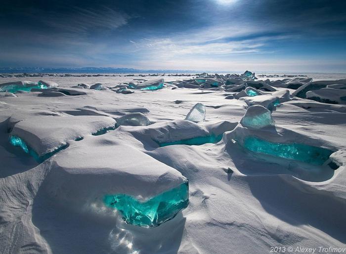 Ледяное царство в объективе (29 фото)