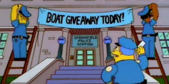Как «Симпсоны» помогли полиции задержать 21 преступника (3 фото)
