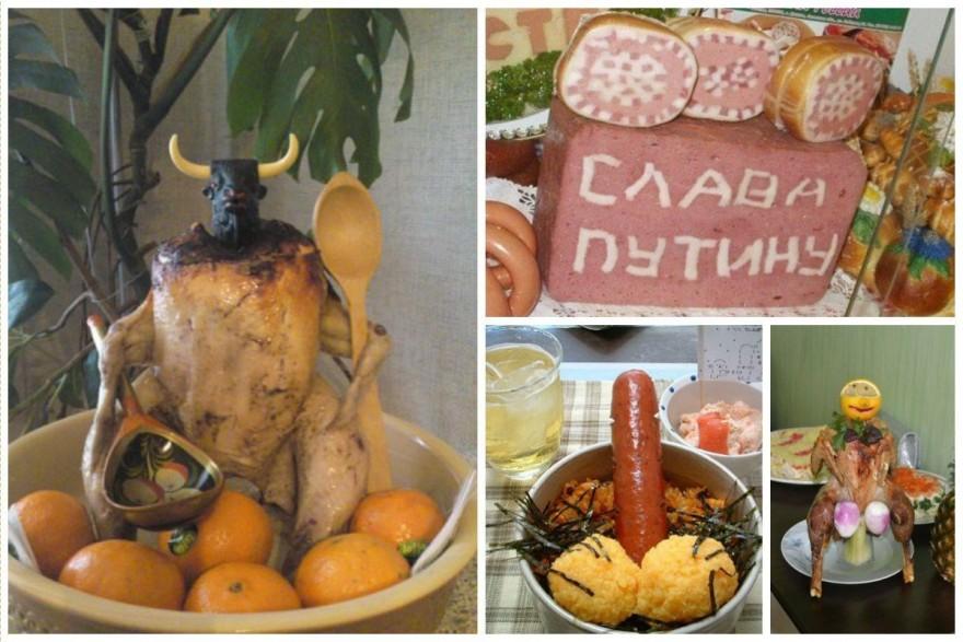 Монстры кулинаров от бога (33 фото)
