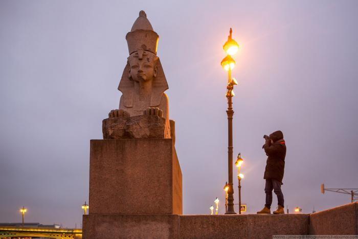 Санкт-Петербург в ожидании праздника (25 фото)