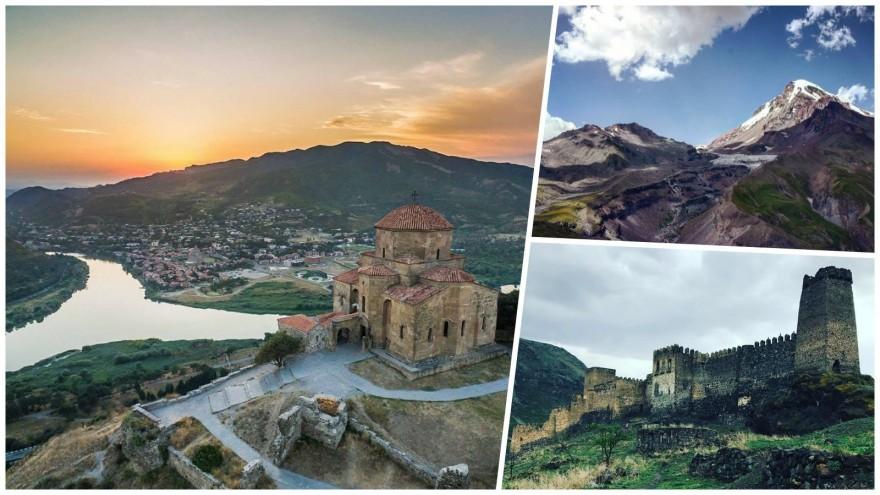10 причин посетить Грузию в 2018 году (11 фото)