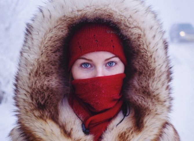 Фотографии, наполненные очарованием настоящей зимы (9 фото)