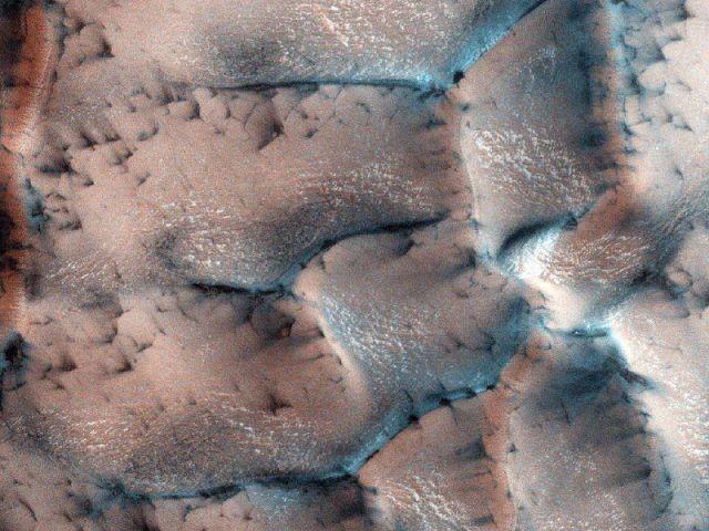 Зимний Марс (7 фото)