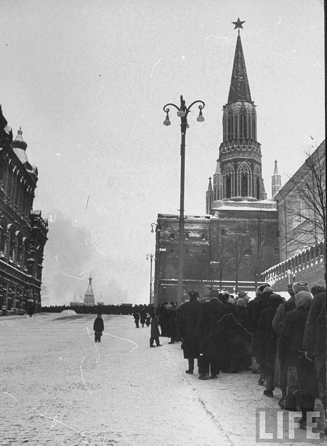 Какой была Москва в декабре 1959 года (31 фото)