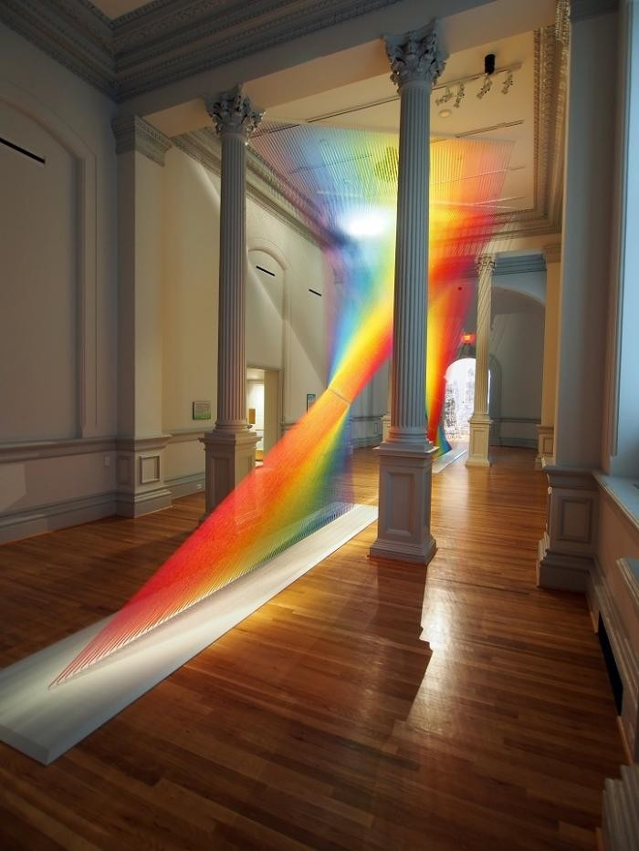 Самые впечатляющие арт-инсталляции (10 фото)