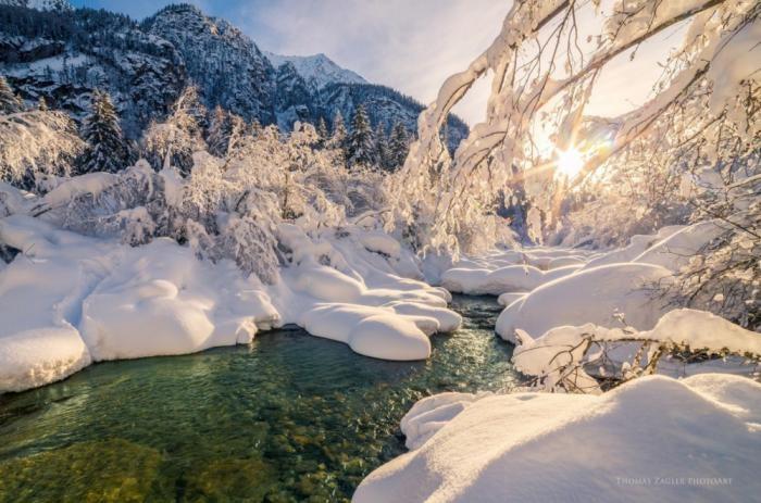 Красота зимы (20 фото)