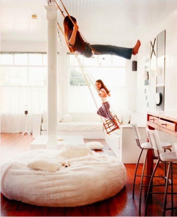 Детские спальни, о которых мечтают даже взрослые (20 фото)