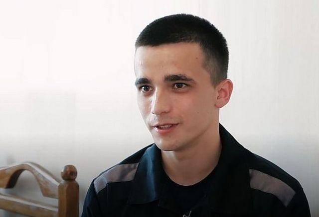 Сергей Семенов, изнасиловавший Диану Шурыгину, выходит на свободу (2 фото)