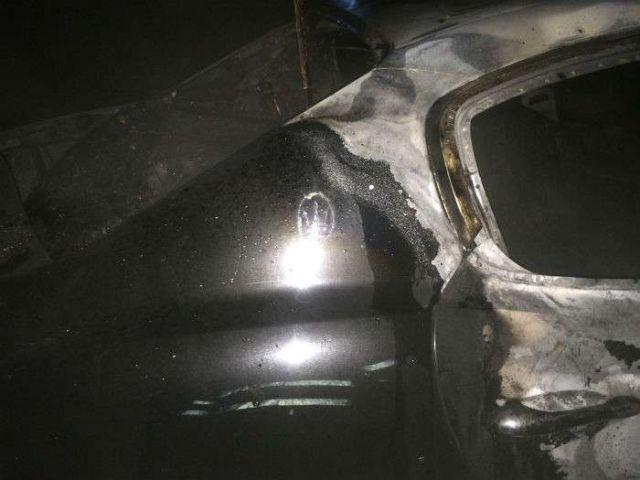 Как разоблачили инсценированную аварию Maserati Quattroporte (5 фото)