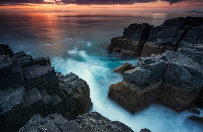 Этот остров словно вышел из сказки (14 фото)