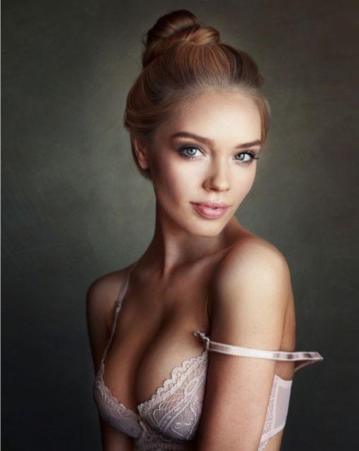 Екатерина Котаро - прелестная победительница конкурса Miss MAXIM 2017 (10 фото)