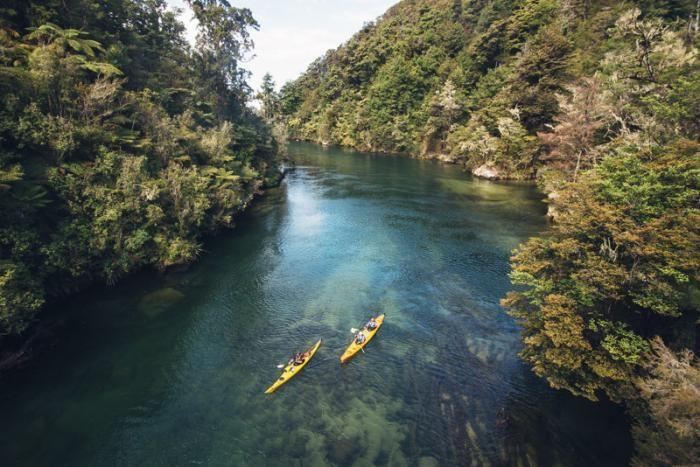 Невероятная красота Новой Зеландии (13 фото)