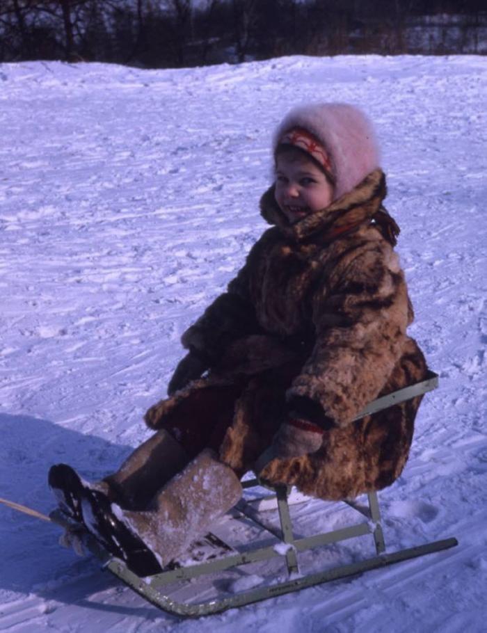 Зимние каникулы по-советски (44 фото)