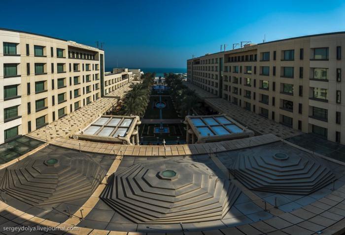 Самый лучший отель Кувейта (34 фото)