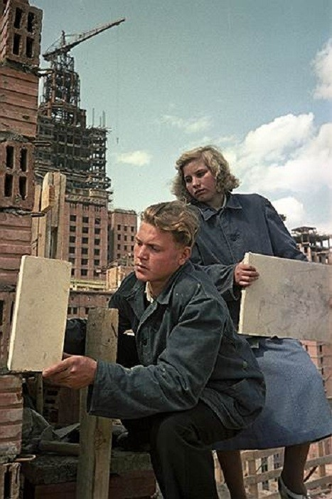 Труженики СССР (12 фото)