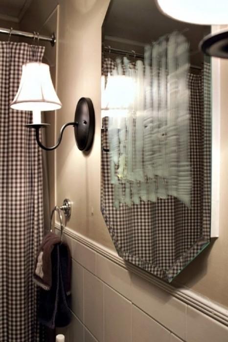 Как сделать, чтобы зеркало в ванной не запотевало? (6 фото)