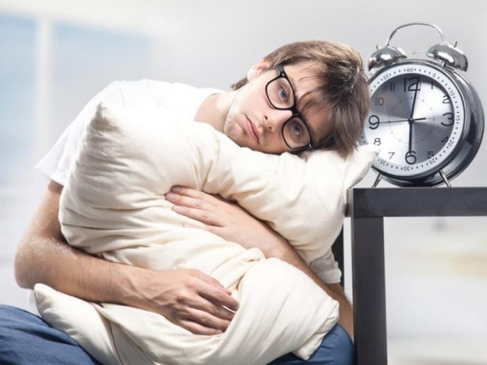 Как быстро уснуть (2 фото)