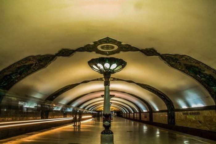 Красота Ташкентского метро (29 фото)