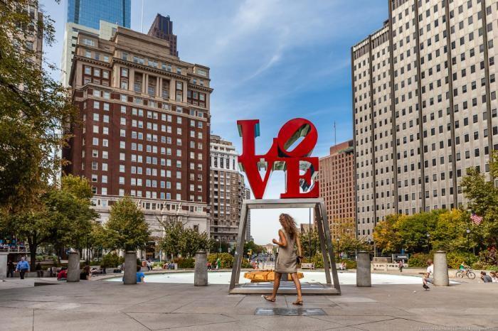 Путешествие по востоку США: Филадельфия (27 фото)