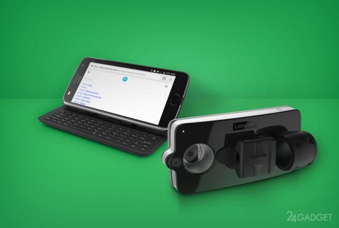 Новые MotoMods: система с медицинскими датчиками и клавиатура (9 фото)