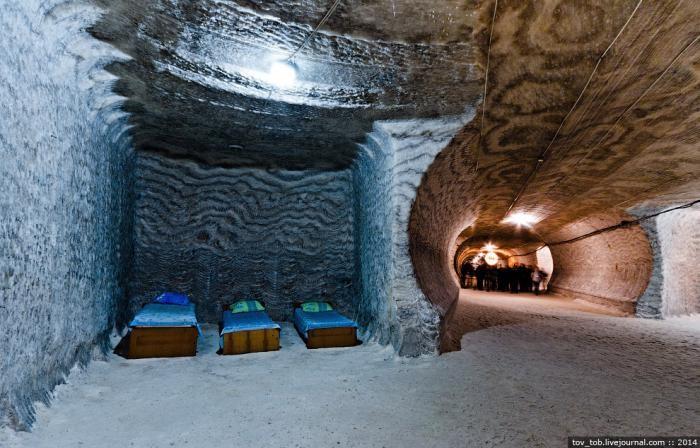 Экскурсия по подземному Соледару (33 фото)