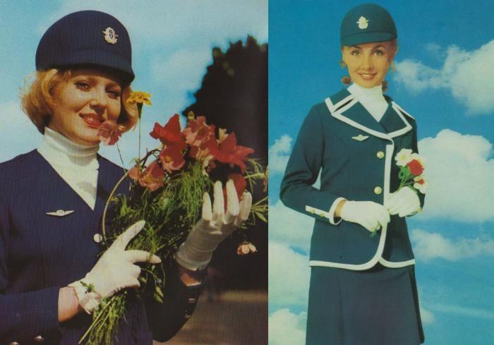Путешествия в СССР: самолеты (12 фото)