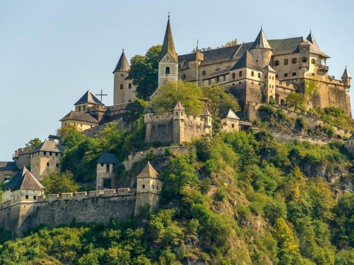 Веские причины поехать в Австрию (13 фото)