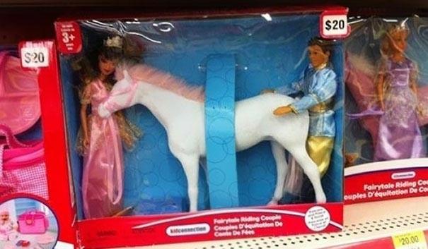 Дизайн этих детских игрушек настолько ужасен, что рассмешит вас до слез (33 фото)
