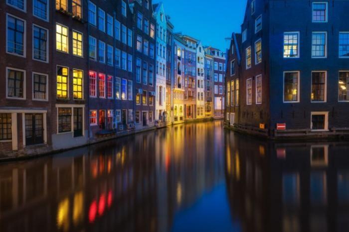 Восхитительные причины посетить Нидерланды (40 фото)