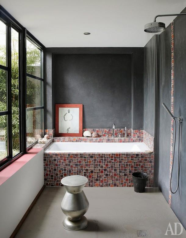 Как оформить ванную: самые оригинальные идеи (25 фото)