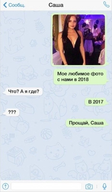 Забавные СМС-переписки, в которых женский пол отжигает (15 фото)