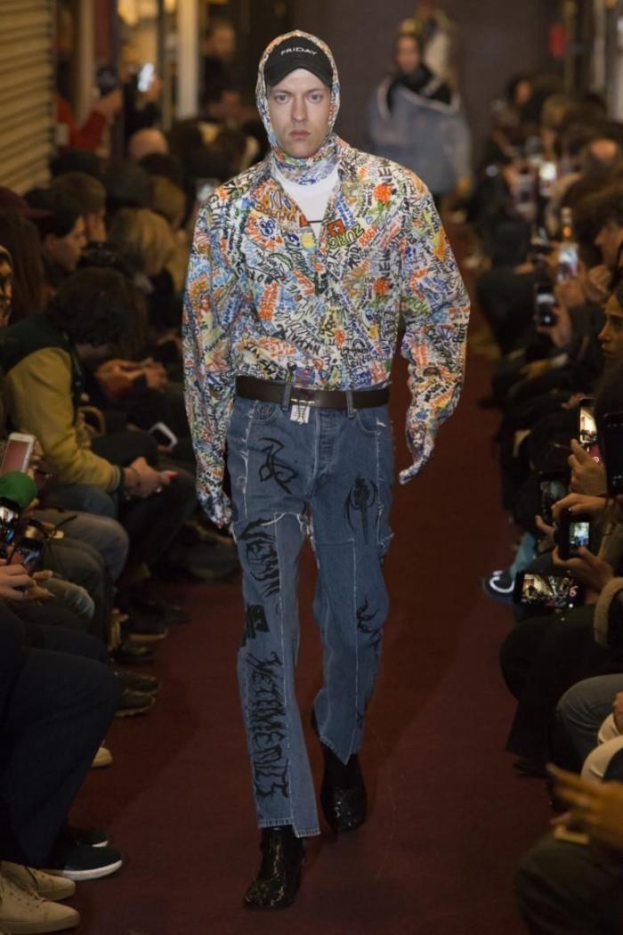 Осенью-зимой 2018/2019 модников будет сложно отличить от бомжей (20 фото)