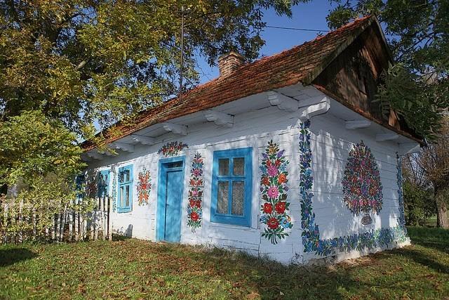 Самая красивая польская деревня (10 фото)