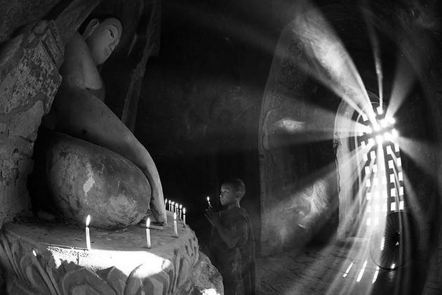 Лучшие черно-белые фотографии детей (16 фото)