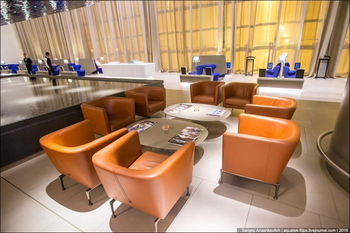Когда все для людей. Аэропорт Доха (28 фото)