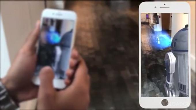 Представлены мессенджеры для необычных и «голографических» селфи (4 фото + видео)