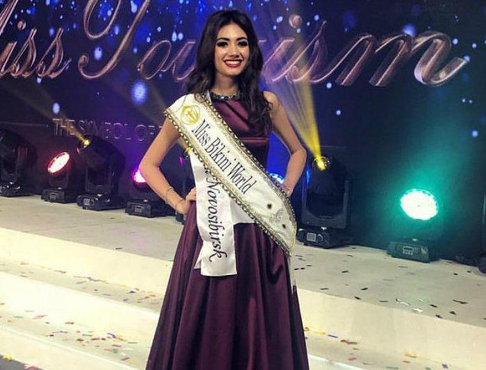Дарья Хохлова из Перми завоевала титул «Мисс бикини мира» (15 фото)